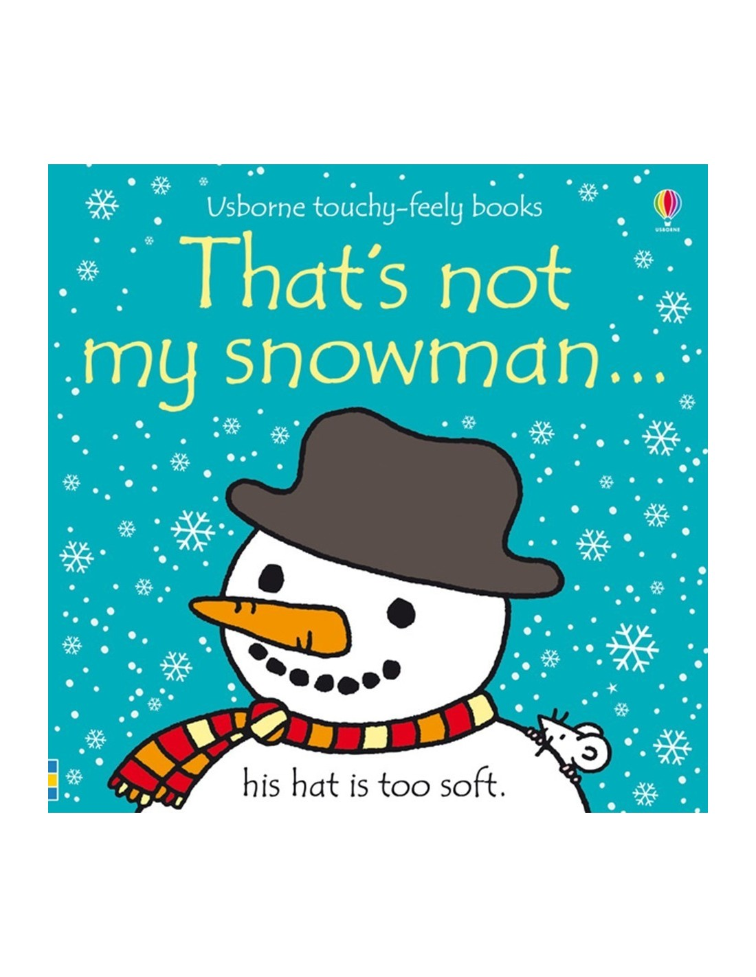 That's not my snowman...