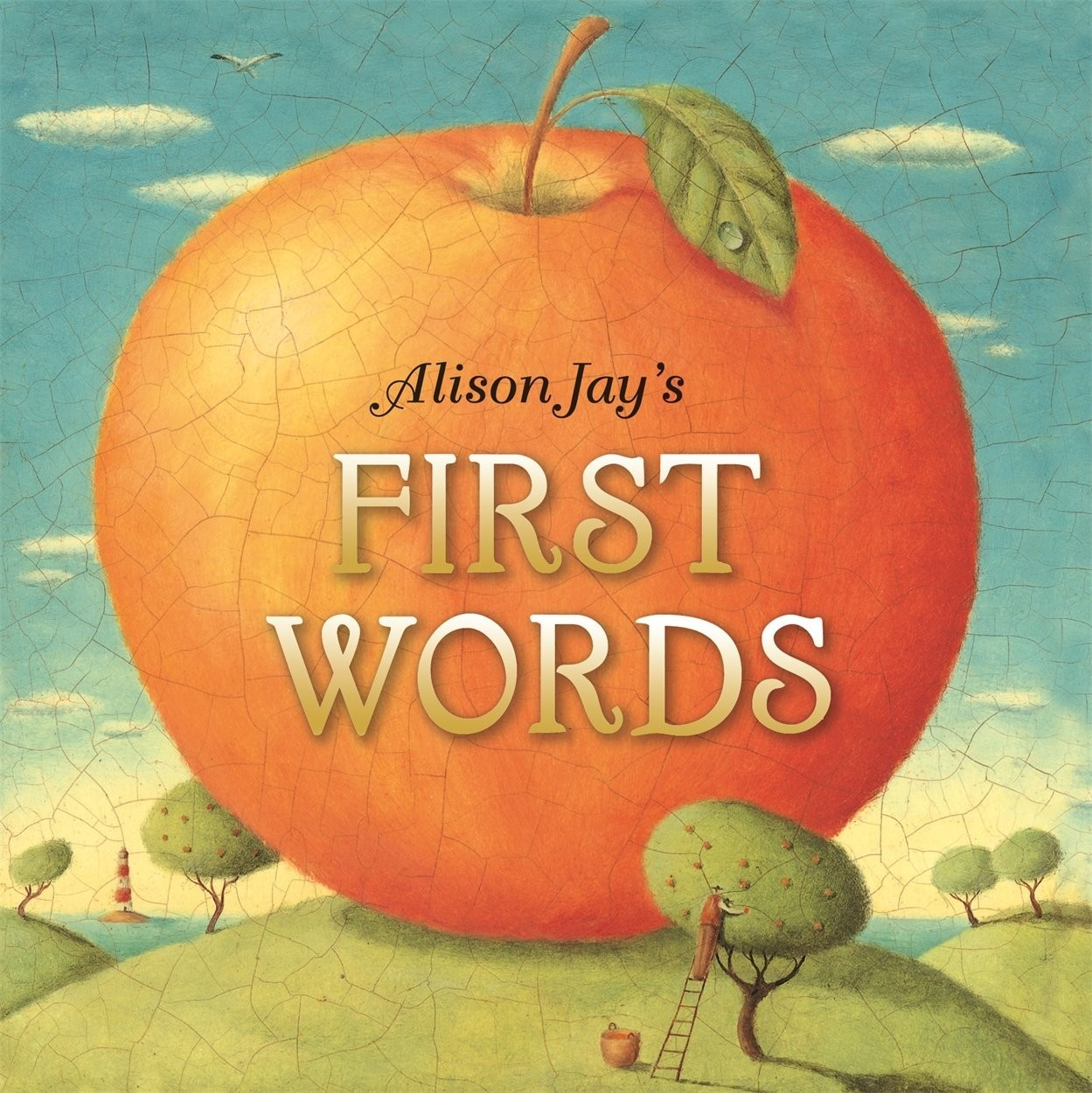 Words and Alison Jay's distinctive artwork combine on each page to create an introduction to familiar words that children and their parents will want to return to again and again.