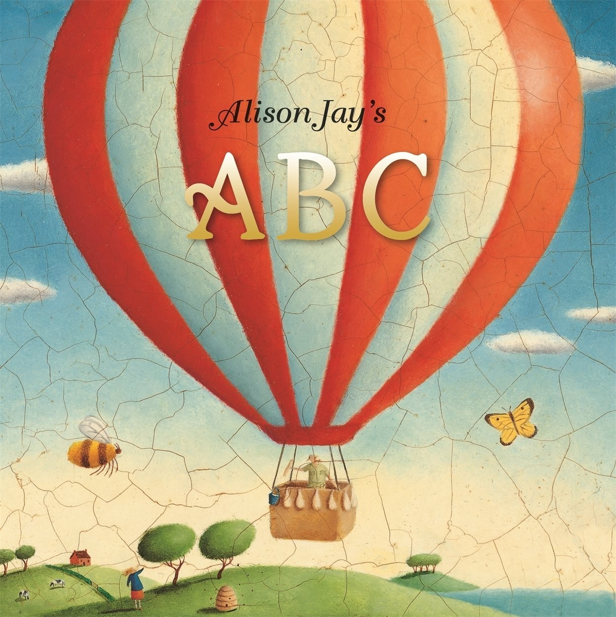 B is for boy . . . but in Alison Jay's ABC, B also stands for basket, beehive, and butterfly. Featuring a simple format and beautiful paintings, this acclaimed alphabet book is perfect for toddlers.