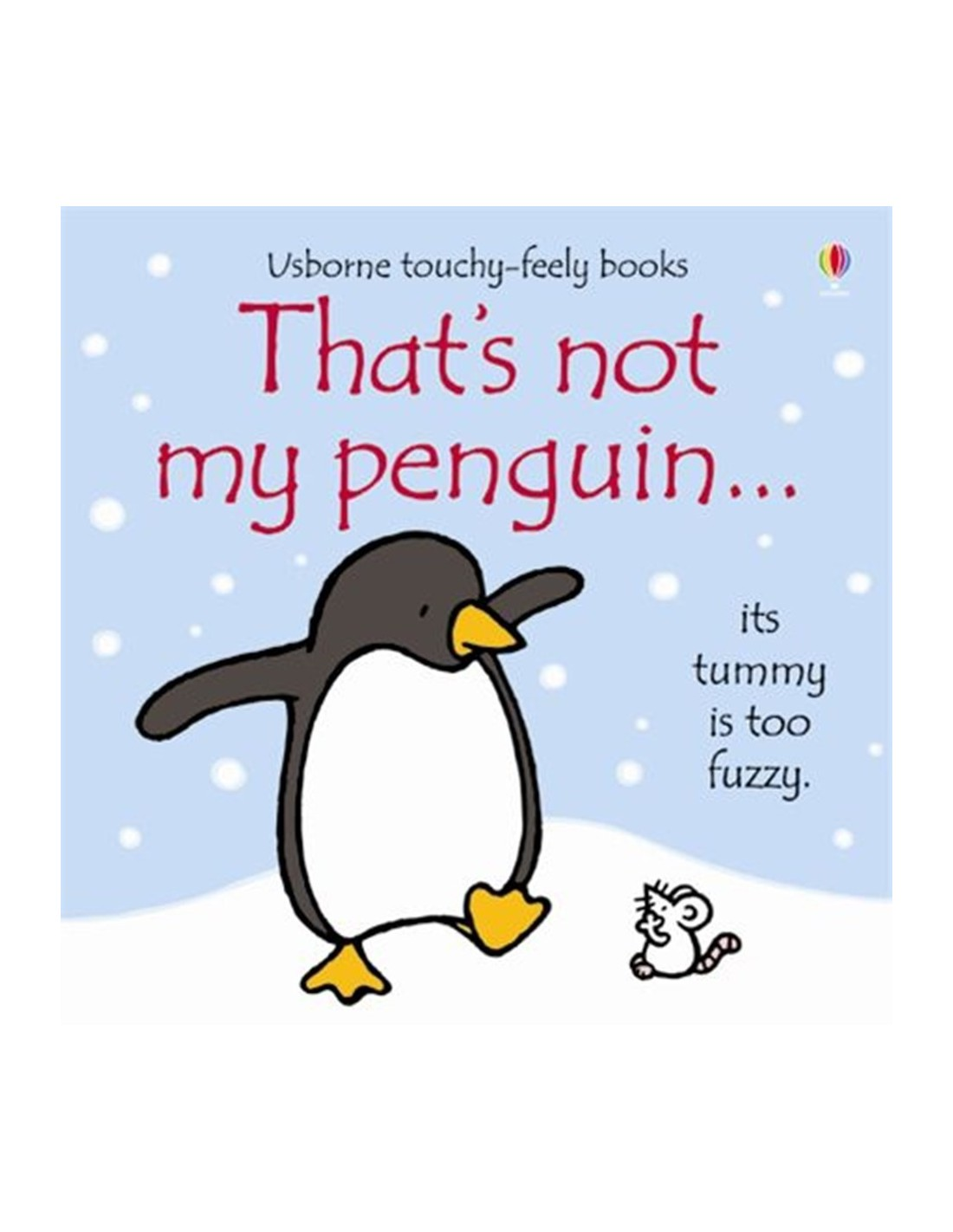 That's not my penguin...