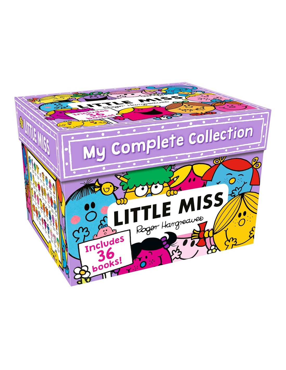 Set Little Miss