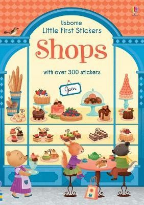 Little First Stickers Shops