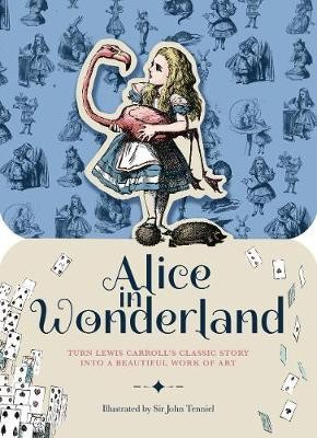 Paperscapes: Alice in Wonderland : Turn Lewis Carroll's classic story into a beautiful work of art