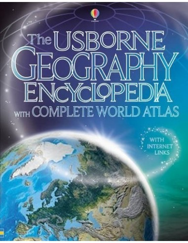 Geography encyclopedia with complete...