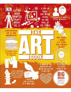 The Art Book : Big Ideas...
