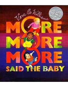 """More More More,"" Said the..."