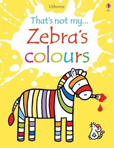 Zebra's colours