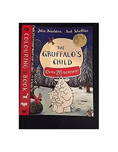The Gruffalo's Child Colouring Book