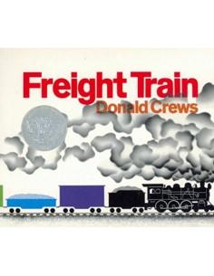 Freight Train Board Book