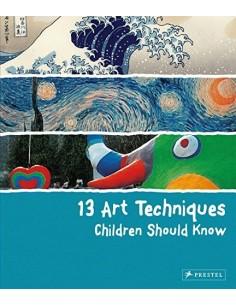 13 Art Techniques Children...