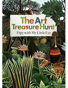 The Art Treasure Hunt : I...