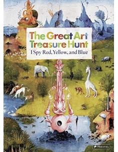 The Great Art Treasure Hunt...