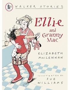 Ellie and Granny Mac