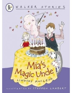 Mia's Magic Uncle