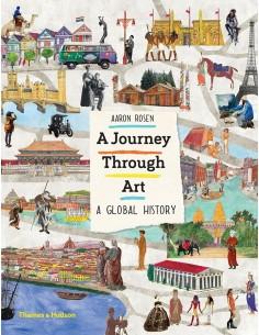 A Journey Through Art : A...