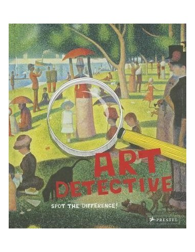 Art Detective : Spot the Difference