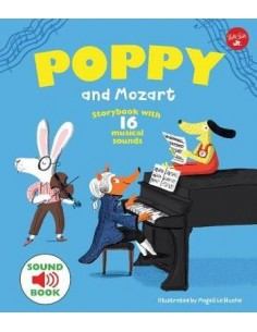 Poppy and Mozart : With 16...