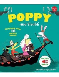 Poppy and Vivaldi : With 16...