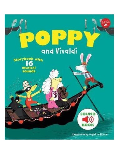 Poppy and Vivaldi : With 16 musical...