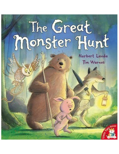 The Great Monster Hunt with CD