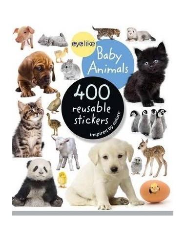 Eyelike Stickers : Baby Animals