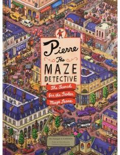 Pierre the Maze Detective :...