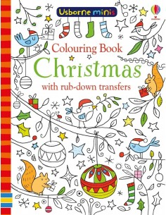 Colouring book Christmas...