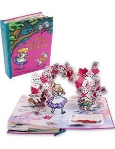 Alice's Adventures in Wonderland: Pop-Up Book