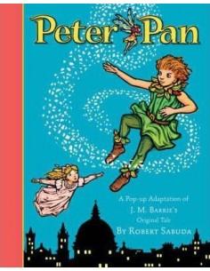 Peter Pan: Pop-Up Book