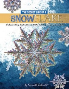 The Secret Life of a Snowflake : An Up-Close Look at the Art and Science of Snowflakes