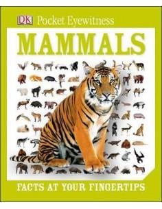 DK Pocket Eyewitness Mammals