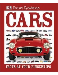 DK Pocket Eyewitness Cars