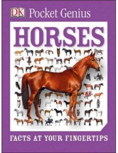 DK Pocket Eyewitness Horses