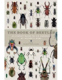 The Book of Beetles : A Life-Size Guide to Six Hundred of Nature's Gems