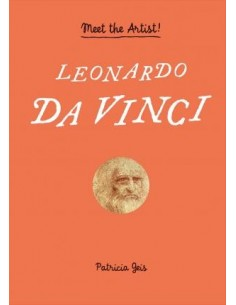 Meet the Artist! Leonardo De Vinci
