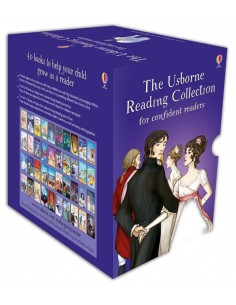 Usborne reading collection...