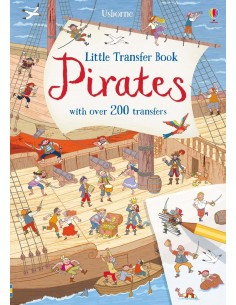 Little Transfer Book Pirates