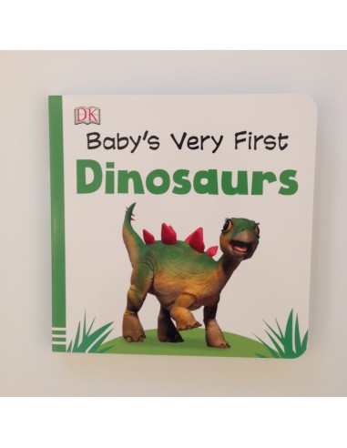 Baby's Very First Dinosaurs