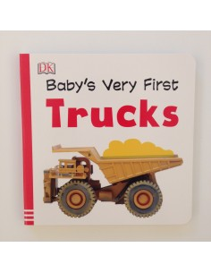 Baby's Very First Trucks