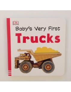 Baby's Very First Trucks