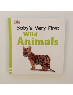 Baby's Very First Wild Animals