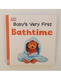Baby's Very First Bathtime