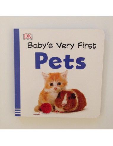 Baby's Very First Pets