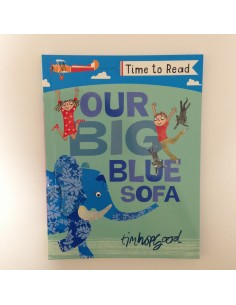 Time To Read: Our Big Blue...
