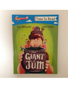 Time To Read: The Giant Of Jum