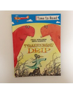 time To Read: Tyrannosaurus...