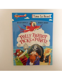 Time To Read: Polly Parrot...