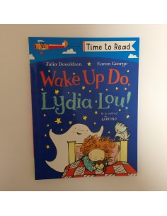 Time to Read: Wake Up Do,...