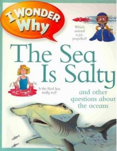I Wonder Why the Sea Is Salty : And Other Questions about the Oceans