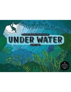 Under Water Activity Book